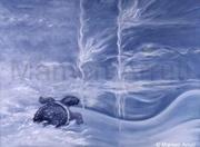 En Las Aguas de La Tierra Naciente, aguas,